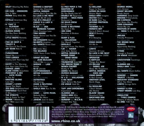 100 garage classics various artists songs reviews for House music classics 2000