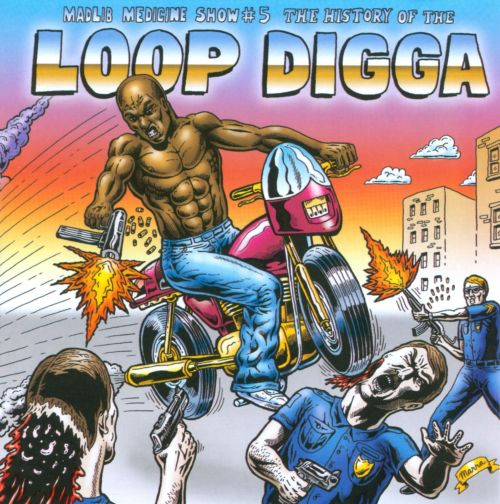 Medicine Show No. 5: The History of the Loop Digga