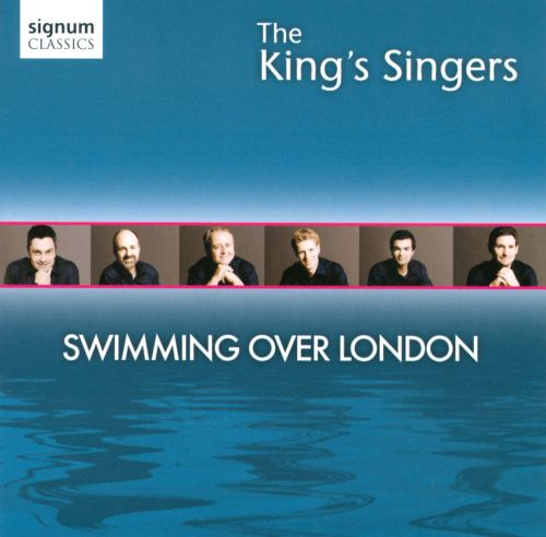 Swimming Over London