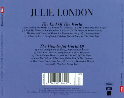 The End of the World/The Wonderful World
