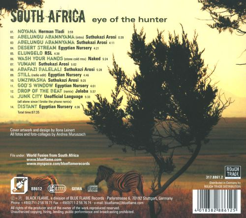 South Africa: Eye of the Hunter