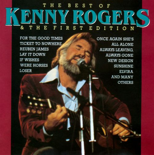 Kenny Rogers & The First Edition - Transition