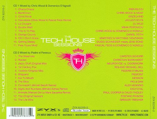The Tech House Sessions