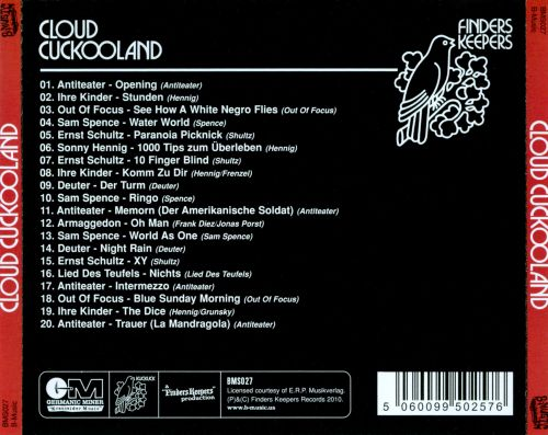 Cloud Cuckooland