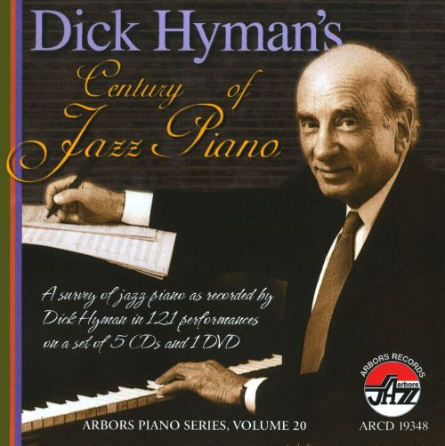 Five Samples From Dick Hyman's Century Of Jazz Piano