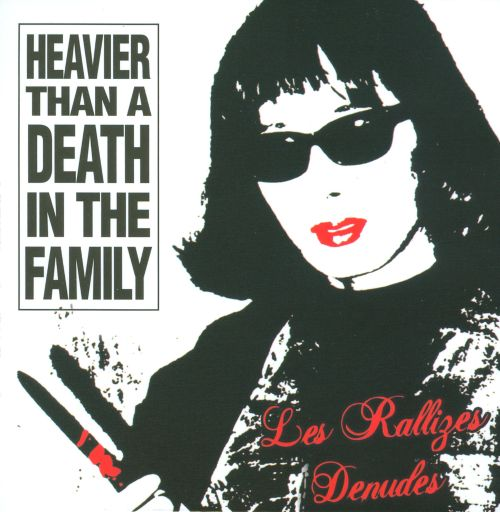 Heavier Than a Death in the Family