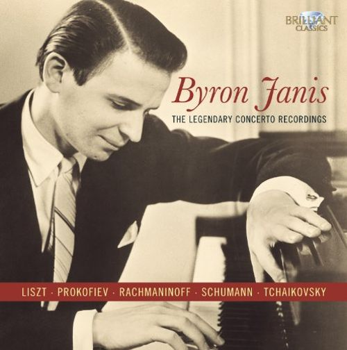 Byron Janis: The Legendary Concerto Recordings