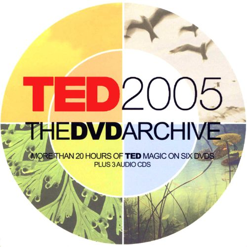 Ted 2005: The DVD Archive [DVD/CD]