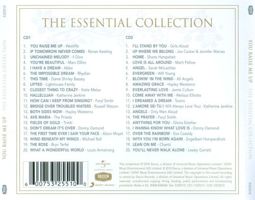 You Raise Me Up: The Essential Collection