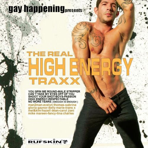 Gay Happening Presents: The Real High Energy Traxx