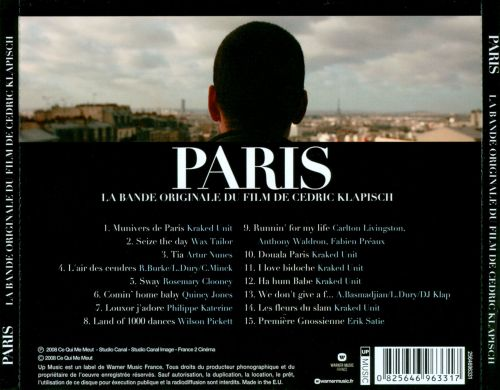 Paris [Original Soundtrack]