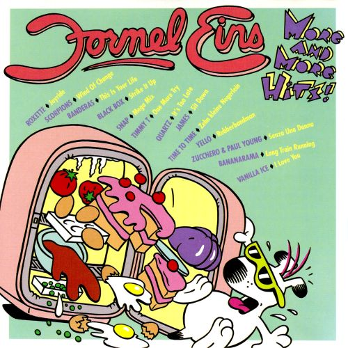 Formel Eins: More and More Hits