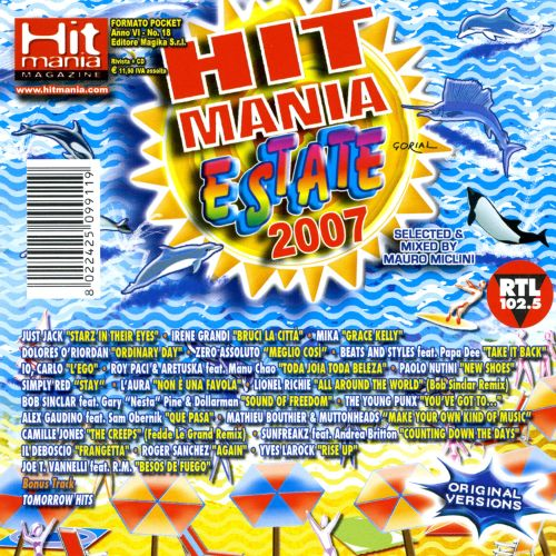 Hit Mania Estate 2007