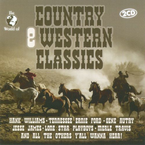 Country & Western Classics [Castle]