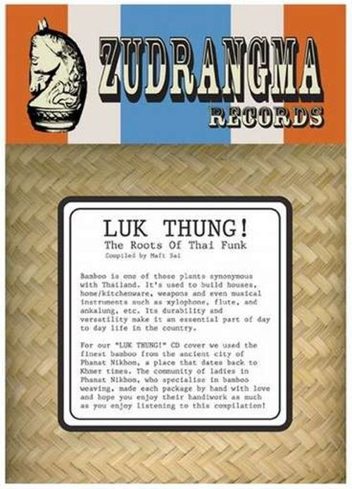 Luk Thung! Roots of Thai Funk