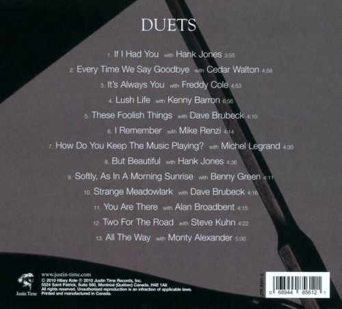You Are There: Duets