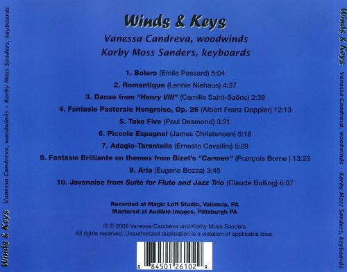 Winds & Keys
