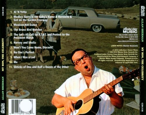 My Son The Nut by Allan Sherman on Spotify