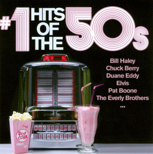 #1 Hits of the 50s [Music & Melody]
