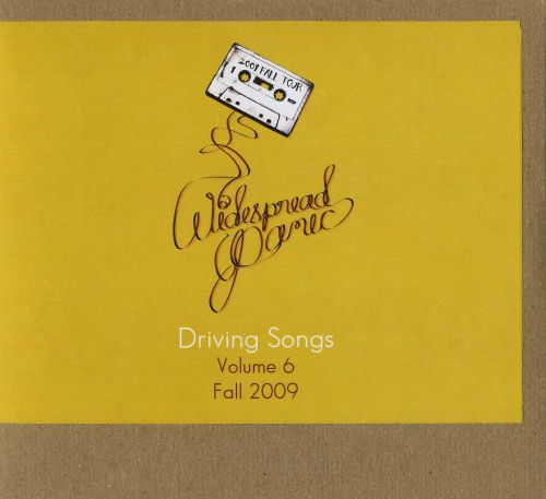 Driving Songs, Vol. 6: Fall 2009