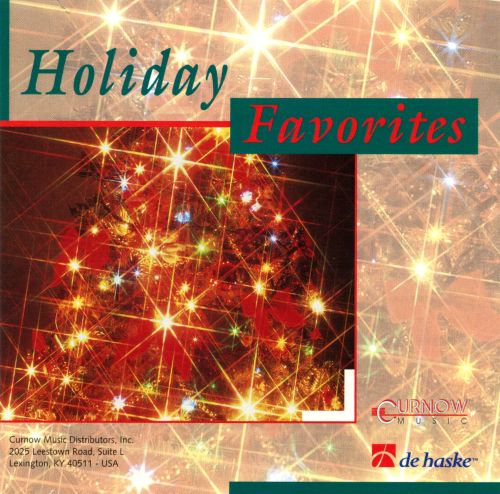 Holiday Favorites [Curnow]