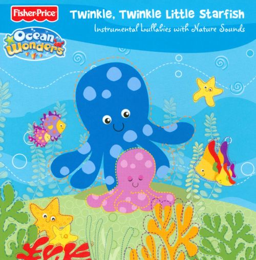 Ocean Wonders: Twinkle, Twinkle Little Starfish