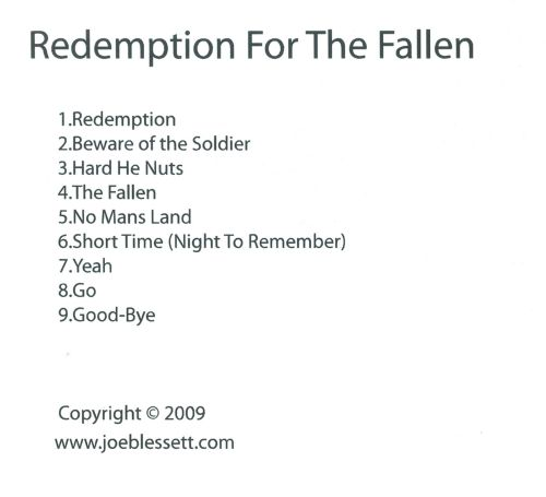 Redemption for the Fallen