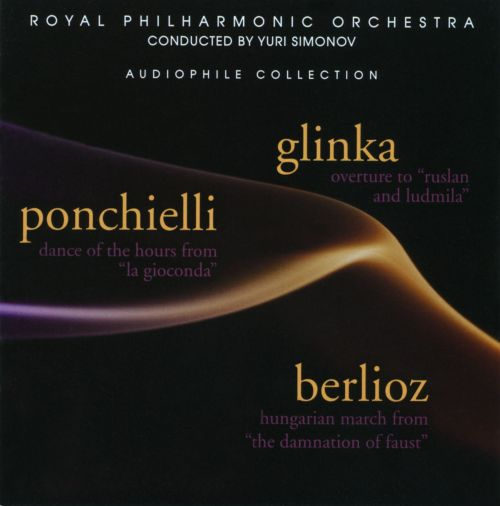 Glinka, Ponchielli, Berlioz: Overtures, Marches & Dances