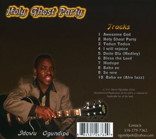 Holy Ghost Party