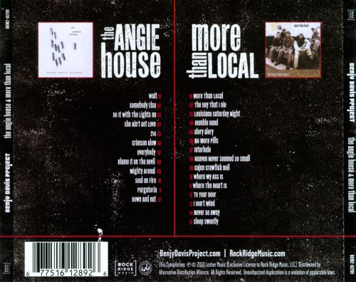The Angie House/More Than Local