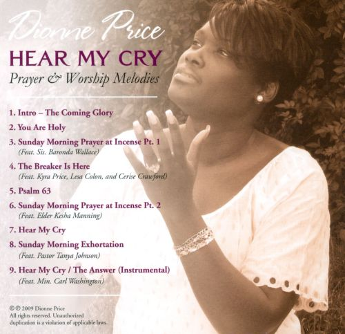 Hear My Cry: Prayer & Worship Melodies