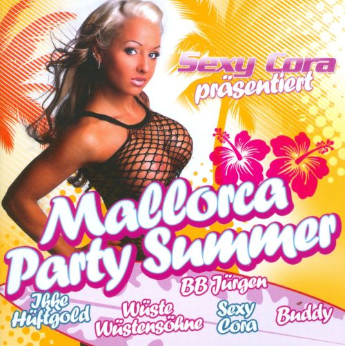 site sexy cora prasentiert mallorca party summer cd .p
