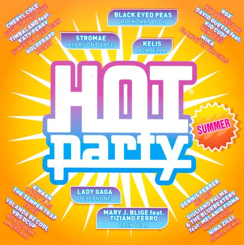 Hot Party Summer 2010