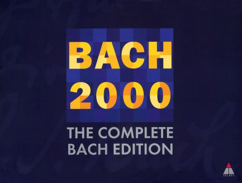 Bach 2000: The Complete Bach Edition (Includes Commemorative Book) (Box Set)