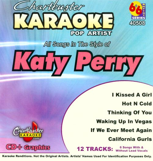 katy perry if we ever meet again karaoke songs
