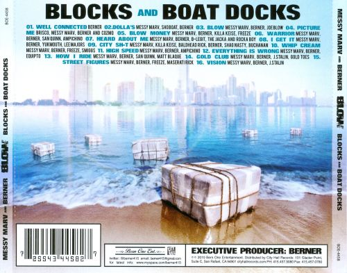 Blow: Blocks and Boat Docks