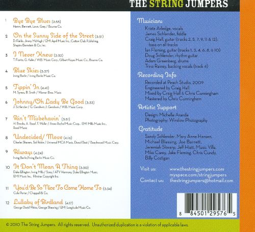 The String Jumpers