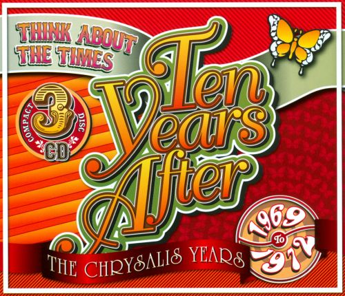 Think About the Times: The Chrysalis Years 1969-1972