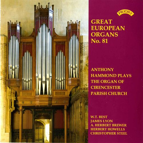 Great European Organs No. 81