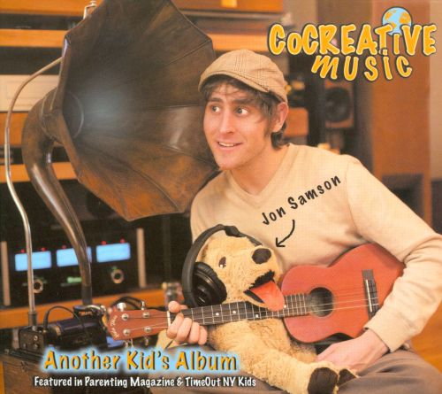 CoCreative Music: Another Kid's Album