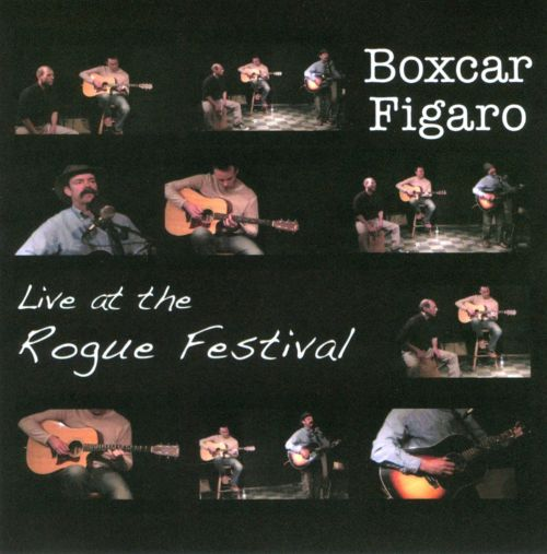 Live at the Rogue Festival