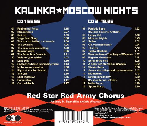 Kalinka / Moscow Nights