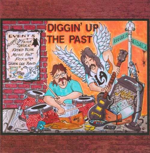 Diggin' Up The Past