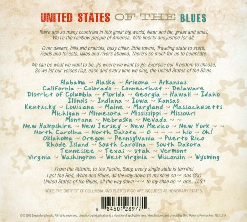 United States of the Blues