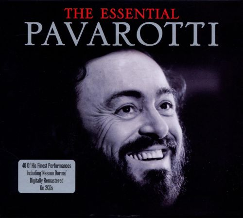 The  Essential Pavarotti [Not Now]