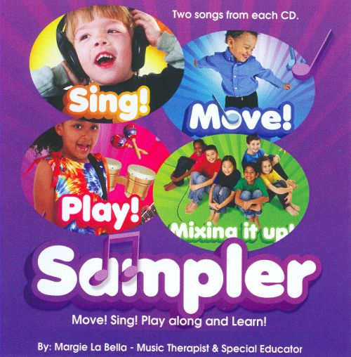Sampler! (Move, Sing, Play Along And Learn!)