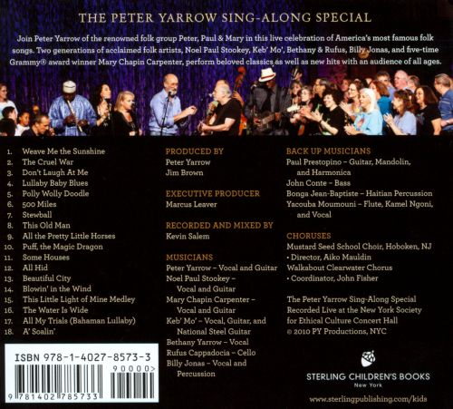 Peter Yarrow SingAlong Special [Barnes & Noble Exclusive]