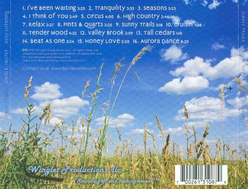 Sunny Trails: Easy Listening For Hard Times