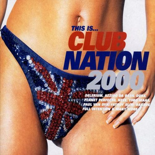 This Is Club Nation 2000