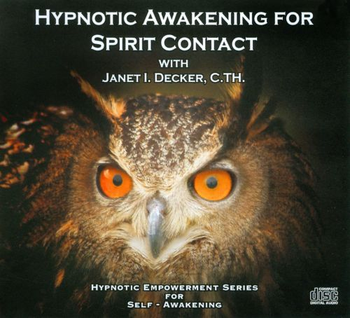 Hypnotic Awakening For Spirit Contact